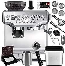 Breville RM-BES870XL Barista Express Espresso Machine Silver Renewed