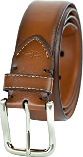 Men's Casual Belt with Comfort Stretch (With Big & Tall Sizes)