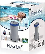 58383 Bomba con filtro para piscina Bestway 2006 lt/h