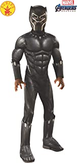 Avengers 4 Deluxe Black Panther Costume & Mask