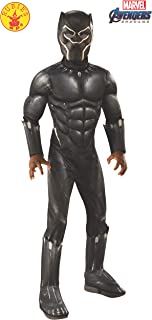 Rubie's Costume Black Panther Avengers Endgame Child Deluxe Costume