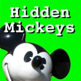 Disney World Hidden Mickeys
