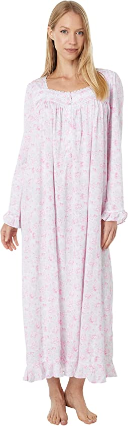 Long Sleeve Ballet Gown