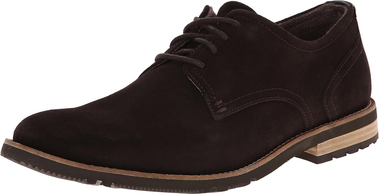 Rockport herrar Ledge Hill To Plain Toe Toe Toe Oxford  försäljning online spara 70%