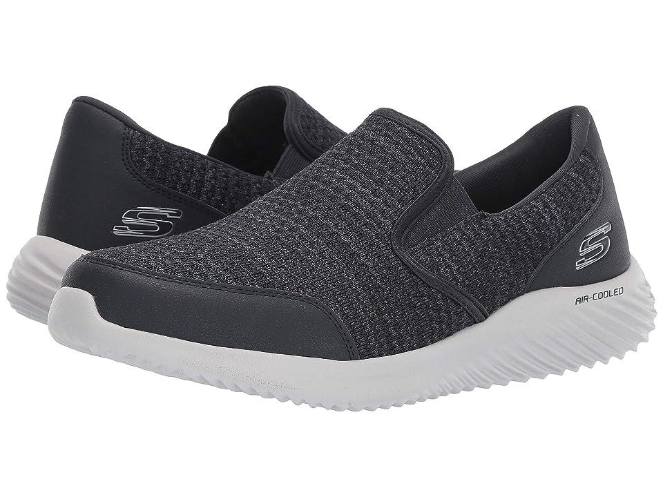 f613da02c59 SKECHERS Bounder Vertville (Navy) Men s Shoes