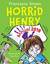Horrid Henry's Annual 2018