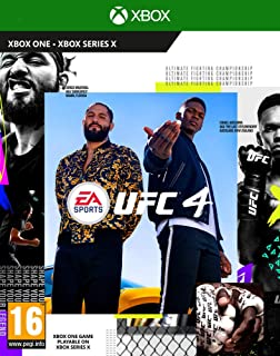 UFC 4 (UK Only)