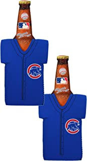 Official Major League Baseball Fan Shop Authentic MLB 2-pack Insulated Bottle Team Jersey Cooler