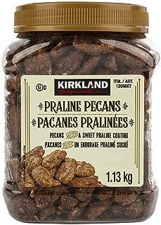 Kirkland Signature Praline Pecans, 40 oz