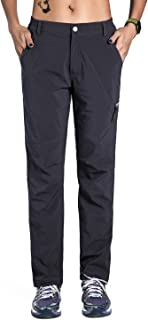 Unitop Women's Breathable Strecth Outdoor Quick Dry Pants
