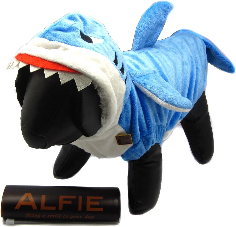 Alfie Pet  Bruce Shark Costume  Size  XXL