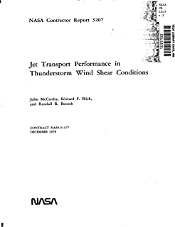 Jet transport performance in thunderstorm wind shear conditions (English Edition)