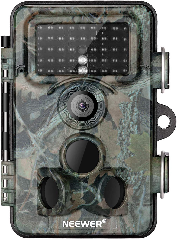 low-pricing Neewer Trail Game Camera 16MP Waterproof Digital HD Huntin Super intense SALE 1080P