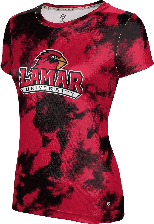 ProSphere Lamar University Girls' Performance T-Shirt (Grunge)