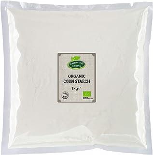 Almidón de maíz orgánico 1kg de Hatton Hill Organic