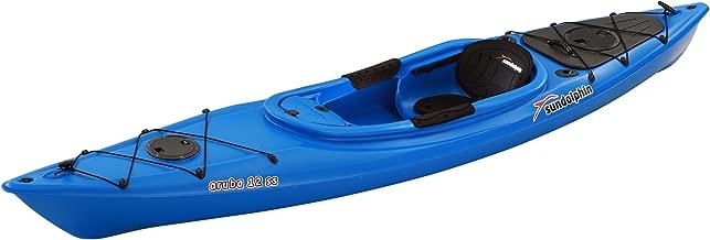 SUNDOLPHIN Sun Dolphin Aruba SS 12-Foot Sit-in Kayak