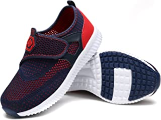 DREAM PAIRS Kid's Breathable Mesh Sneakers Loafer Athletic Shoes (Toddler/Little/Big Kid)