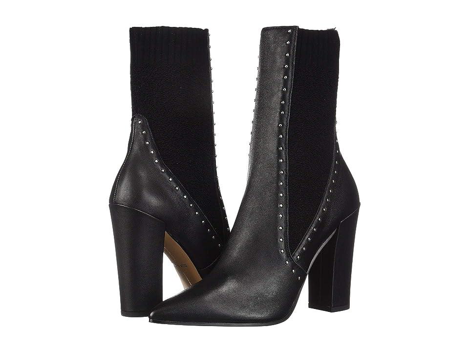 Dolce Vita Echo (Black Leather) Women