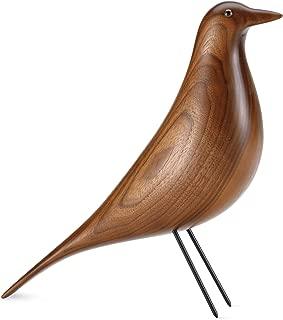 eames house bird walnut