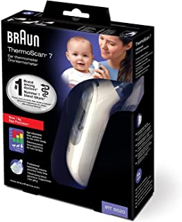 Best braun thermoscan 7 black Reviews