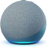 Echo Dot (4ª Geração): Smart Speaker com Alexa - Cor Azul
