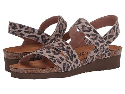 Naot Kayla (Cheetah Suede) Women