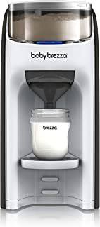 New and Improved Baby Brezza Formula Pro Advanced Formula Dispenser Machine - Automatically Mix a Warm Formula Bottle Inst...
