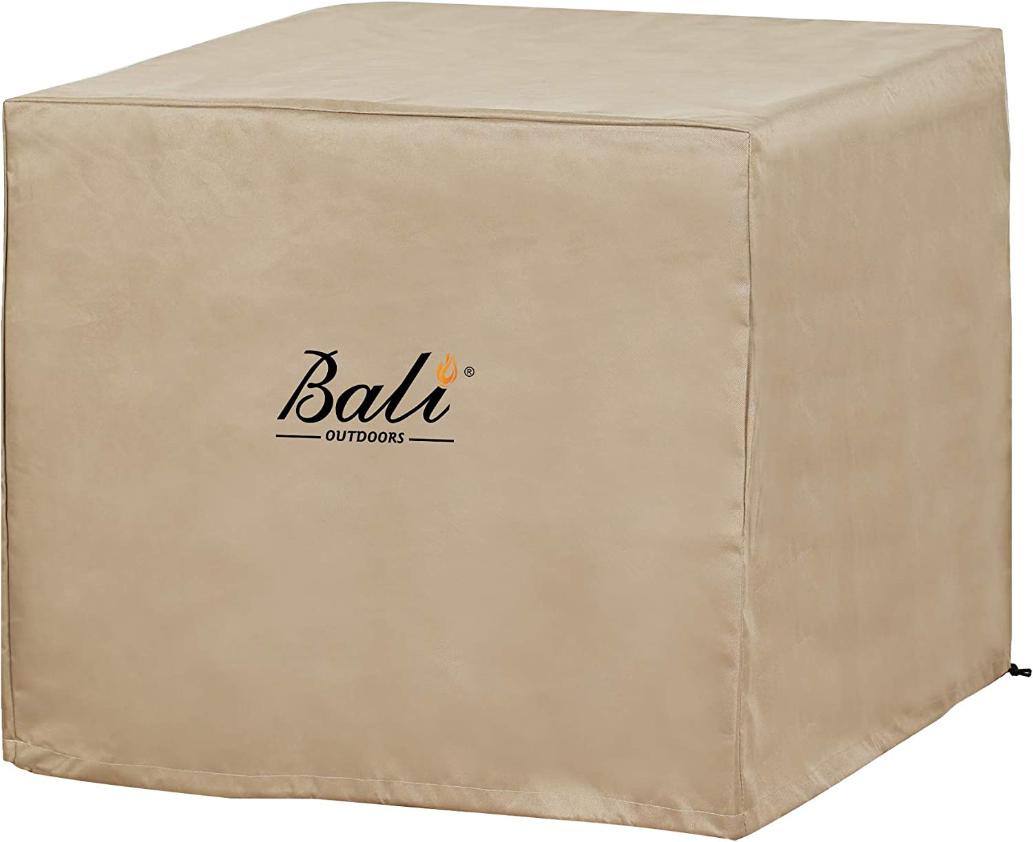 BALI OUTDOORS 32 Inch Limited time sale Square Patio D Fire Cover Table Pit Max 45% OFF Heavy