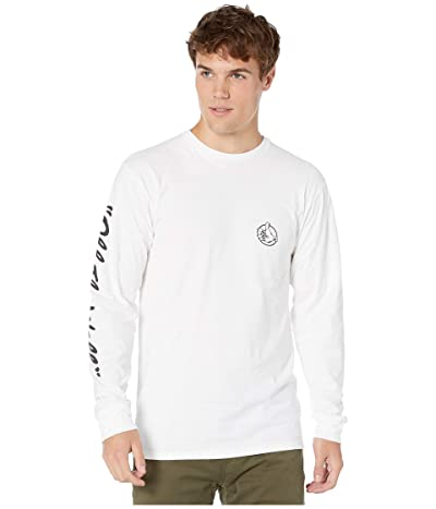 Vans BMX Off The Wall Long Sleeve T-Shirt (White) Men