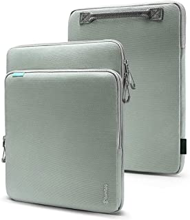 tomtoc 360 Protection Laptop Sleeve Designed for 13.5 Inch Microsoft Surface Book 1 & 2, Surface Laptop 1 & 2, Handle and Organized Front Pocket for Surface Accessories