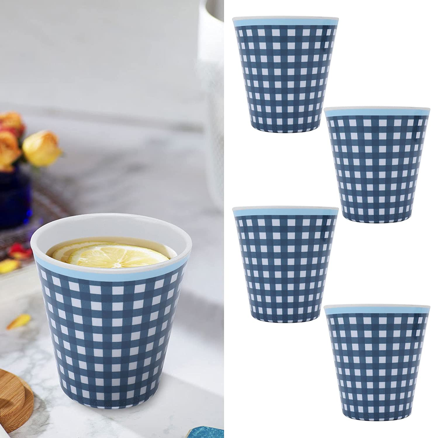 xiji Beverage Mug Not Fragile Easy Durable to and Sturdy Outlet sale feature Max 79% OFF Clean
