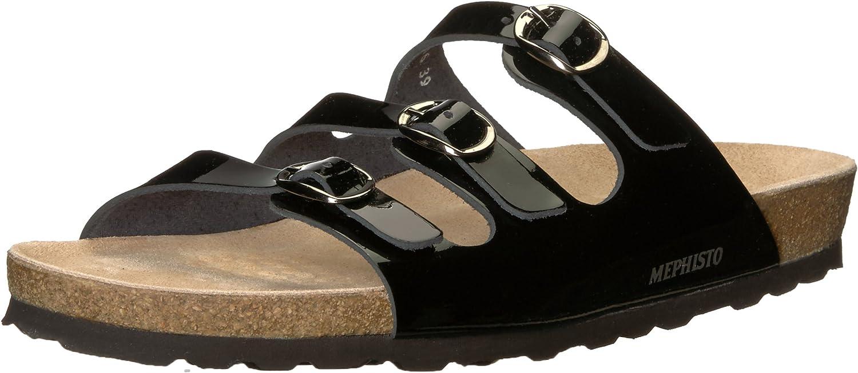 Mephisto Womens Nolene Slide Sandal