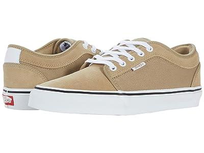Vans Chukka Low (Incense/White) Skate Shoes