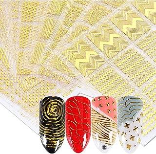 Best geometric nail art Reviews