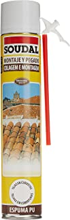 comprar comparacion Soudal M276615 - Espuma de poliuretano con canula tejas 750 ml
