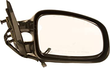 OE Replacement Pontiac Grand Passenger Side Mirror Outside Rear View (Partslink Number GM1321239)