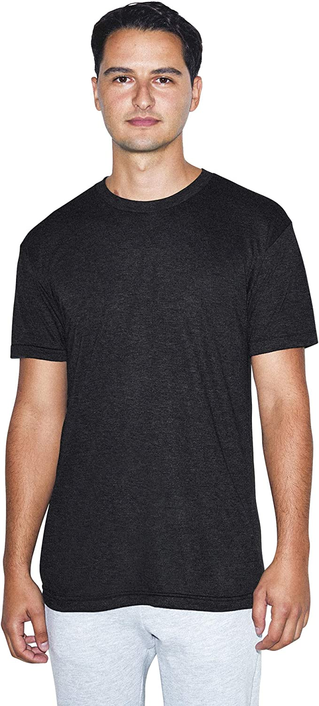 American Apparel Limited price Men's 50 Crewneck T-Shirt Sleeve Short shop 2-Pa