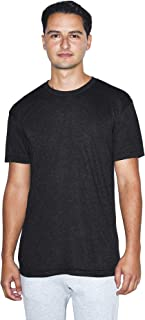 Tri-Blend Crewneck Short Sleeve Track T-Shirt, 2-Pack