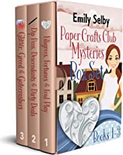 Paper Crafts Club Mystery Box Set Book 1-3