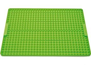 Silikomart 23.025.85.0065 CRSP01 Tapis pour Cuisson au Four Traditionnel sans Gras Silicone Vert