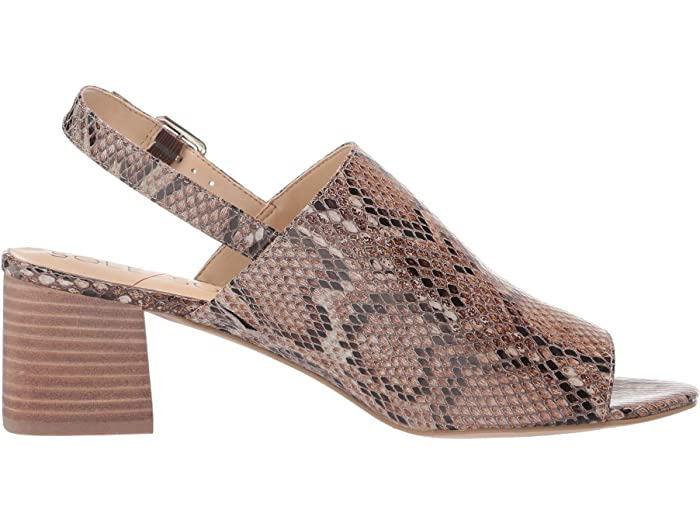 Details about  /Sole Society Shawde Peep Toe Sandal