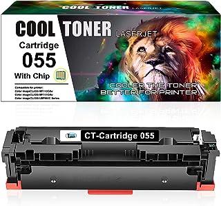 Cool Toner Compatible Toner Cartridge Replacement for Canon 055 055H MF743Cdw Toner Canon imageCLASS MF741Cdw MF746Cdw MF7...
