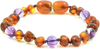 amber anklet for sleeping