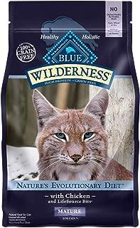 blue buffalo vs blue wilderness cat food