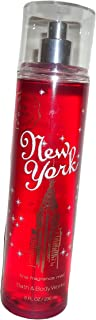 Bath & Body Works Fine Fragrance Mist New York Big Apple Caramel