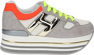 HOGAN Luxury Fashion Womens HXW4030T54DLNU0QSR Grey Sneakers | Fall Winter 19