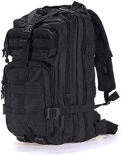 40L RFID Blocking Bag,Sport Outdoor Military Rucksacks Tactical Backpack Camping Hiking Trekking Bag Black