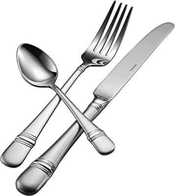 Oneida Oyster/Cocktail Forks Flatware, Set of 12, Silver