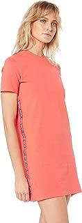 Calvin Klein Jeans Women's Tape Logo T-Shirt Dress