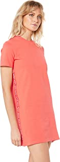 Calvin Klein Jeans Women's Tape Logo T-Shirt Dress